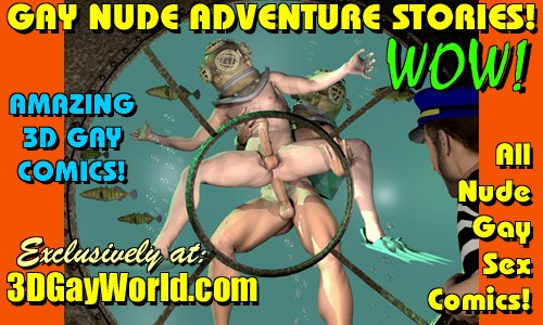 HARDCORE 3D ADULT GAY COMICS AND MOVIES!